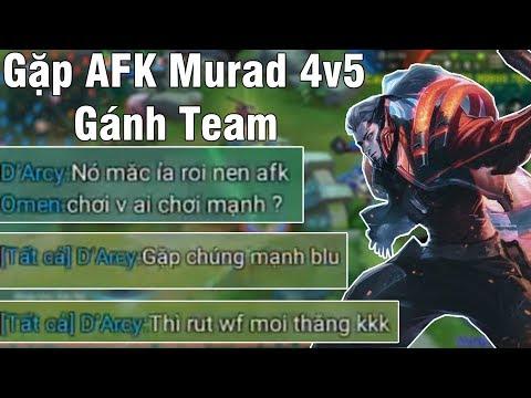 Phản Ứng Của Team Khi Thấy Murad Mạnh Blue Gánh Team 4v5 Sẽ NTN Và Cái Kết - Thời lượng: 12:36.