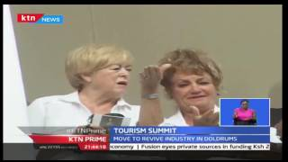 President Uhuru Kenyatta Hosts Hoteliers To A Tourism Summit In State House