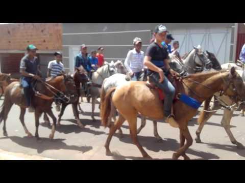 Cavalgada de sítio Novo MA 2008