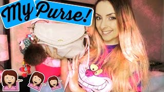 What's In My NEW Purse!? by Piink Sparkles