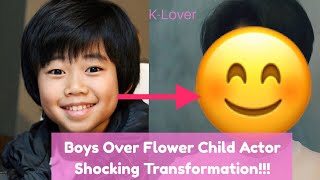 Video The Little Brother On Boys Over Flowers Shocking Transformation!!! MP3, 3GP, MP4, WEBM, AVI, FLV November 2017