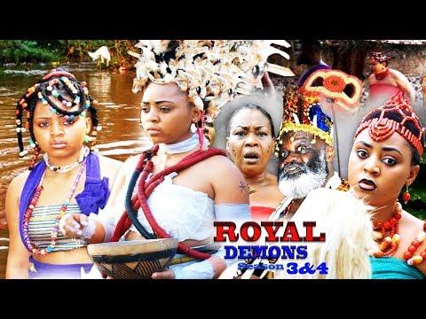 Royal Demon Season 3  - New Movie| Regina Daniels|Latest Nigerian Nollywood Movie
