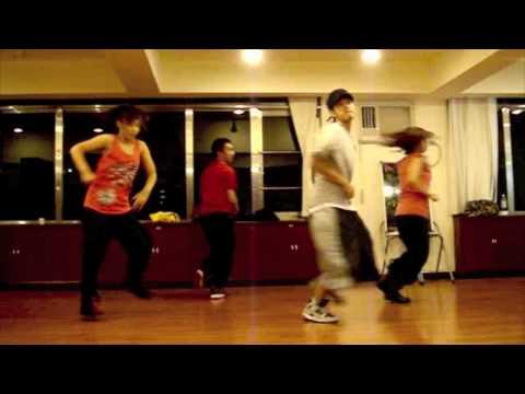 """Summer love"" choreography by Rex huang (扯鈴)"