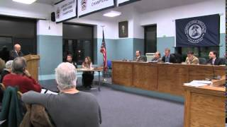 Town Board Meeting - January 13, 2015 Part A