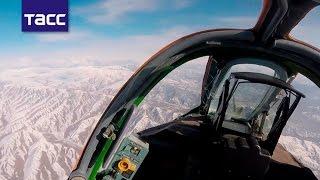 Су-25 и Су-24 расширили географию полетов в Центральной Азии