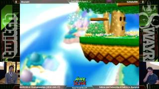 Me vs Moyashi (top Japanese Kirby) at Apex, APEX 2014 SB64 Pool 3 Winner's round 4 Moyashi VS KoRoBeNiKi