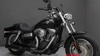 8. 2009  HARLEY DAVIDSON  FXDF DYNA FAT BOB  - National Powersports Distributors