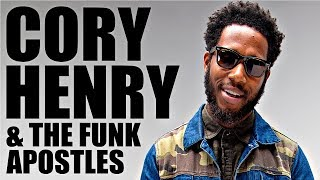 Video Cory Henry & The Funk Apostles - Festival de Jazz de Vitoria-Gasteiz 2018 MP3, 3GP, MP4, WEBM, AVI, FLV Mei 2019