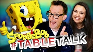 SpongeBob Voice Tom Kenny Speaks Out on #TableTalk!!