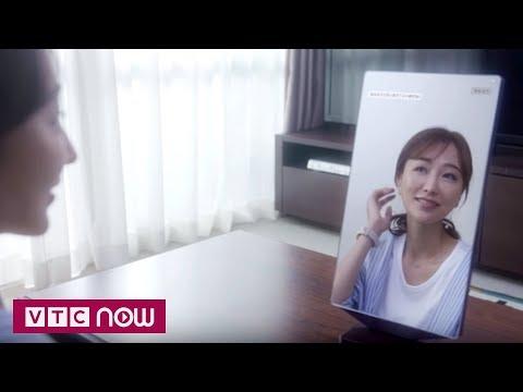 Thú vị chiếc gương biết nịnh hót tại Nhật Bản - Thời lượng: 43 giây.