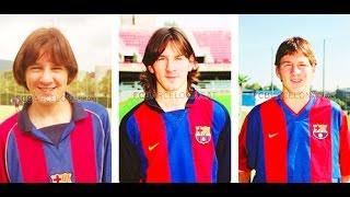 Video Skill Perjalanan Lionel Messi Dari Akademi Barcelona Sampai Masuk Tim Utama. MP3, 3GP, MP4, WEBM, AVI, FLV Juni 2018