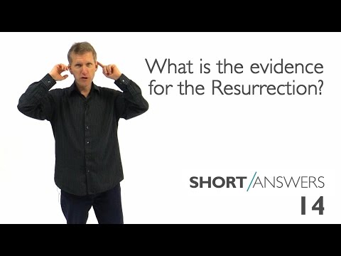 What is the evidence for the Resurrection?  |  Andy Bannister