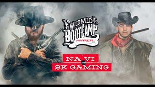 Na'Vi vs SK, game 3