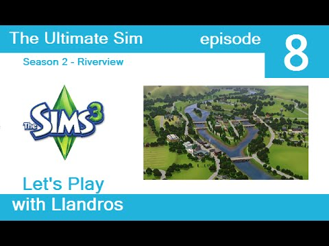 """The Ultimate Sim - Season 2 - Episode 8 - """"Something Fishy Is Going On Here"""""""