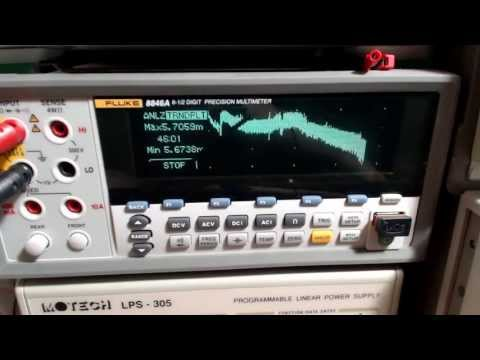 VHF 300W PV305H SSPA BLF278 test @200W CW - boring to death film, approx. 2h long :-)