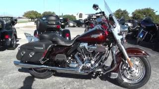 4. 612889 - 2011 Harley Davidson Road King Classic FLHRC - Used motorcycles for sale