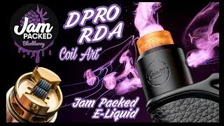 This product was sent to me for the purpose of this review by the manufacturerJam Packed: http://nitrovapor.mybigcommerce.com/jam-packed-blackberry-raspberry-jam/Dpro:http://bit.ly/1QbOmPp use code DNA10 for 10% offcoilmaster.netContest Entry: https://goo.gl/forms/HXy9c5XNnEEnt9Lx2Channel support and donations:☆ Patreon: http://bit.ly/25dLlW0 (recurring)•(reward system)☆PayPal: riotact713@gmail.com (one off)Right to Vape Campaign for the AVA/R2BSmokefree  ☆ http://bit.ly/Right2vape *please share this link everywhere Check out my 2nd channel:*https://www.youtube.com/channel/UCWCQg3K0hj54fyVODHvQlcwRecommended sites:☆VaporDNA:  http://bit.ly/1QbOmPp use code DNA10 for 10% off☆Vape Happy: http://bit.ly/VH-VAPEHAPPY☆Eciggity:  http://bit.ly/2cWzh3q☆Direct Vapor:  http://bit.ly/1TgrXPe☆Code 3Vapor:  http://bit.ly/1QQJA4Z☆Element Vape:  http://bit.ly/1rc1ngr☆The Cloudy Vapor:  http://bit.ly/2sEH6BK**Heaven Gifts: http://www.heavengifts.com use code AVHEATHEN for 15% off of your purchaseBest authentic beginner products to quit smoking:☆Best ecig: http://bit.ly/20WKPEl code vapinheathen for 10% off☆Best ecigar: http://bit.ly/1KNhjz3 code vapinheathen for 10%offGreat sub ohm tank coils☆ Coil Art: http://www.coilart.netRecommended China vendors:☆ Gear Best Site: http://goo.gl/IpqFE0☆ Gear Best Promotion: http://goo.gl/QQ0YUn☆ Heaven Gifts: http://www.heavengifts.com use code AVHEATHEN for 15% off of your purchaseBest ejuice subscription service☆ Zample Box: http://bit.ly/1PR3rDU use code Heathen10 for 10% offHeathen gear and swag (T-shirts, Hoodies, decals)☆ http://www.vapingswag.com/vapin-heathen/Best regulated mod batteries:☆LG HG2(brown): http://bit.ly/1QbOmPpBest unregulated mod batteries:☆Sony VCT4: http://bit.ly/1QbOmPp*Official Rules for Giveaways*☆All giveaways are free to enter(US and Canada only)  *Winner will pay a $10 PayPal fee(FDA)☆You must be 18 or over   ▪Winners must send a picture holding ID ☆Shipping is covered☆You must be subscribed to my channel ☆You must