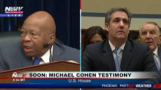 COHEN FIREWORKS: Republicans Try To POSTPONE Testimony