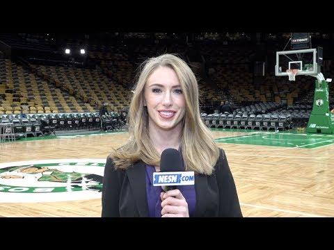 Video: Celtics Postgame Report: C's win eighth straight, demolish Hawks