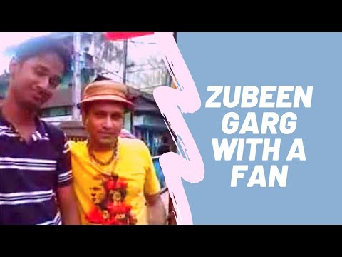 Video Zubeen Garg with a fan download in MP3, 3GP, MP4, WEBM, AVI, FLV January 2017