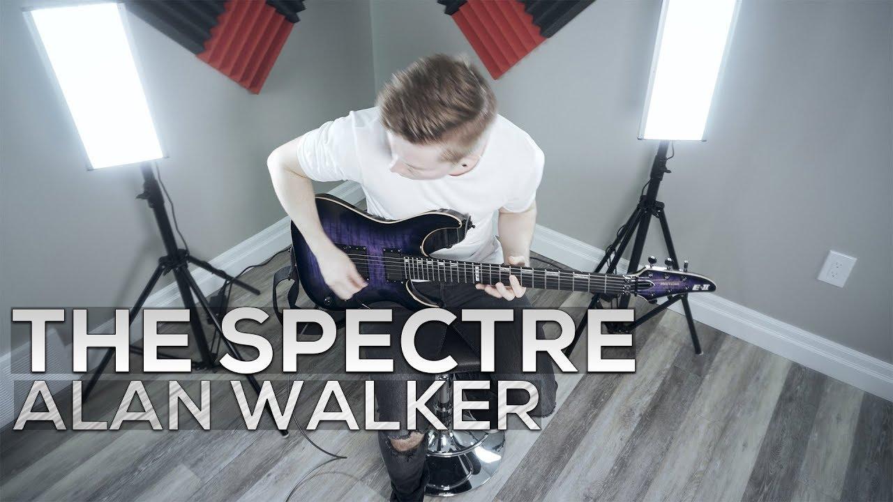 The Spectre – Alan Walker – Cole Rolland (Guitar Remix)