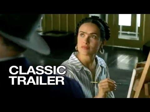 Frida (2002) Official Trailer #1 - Salma Hayek Movie HD