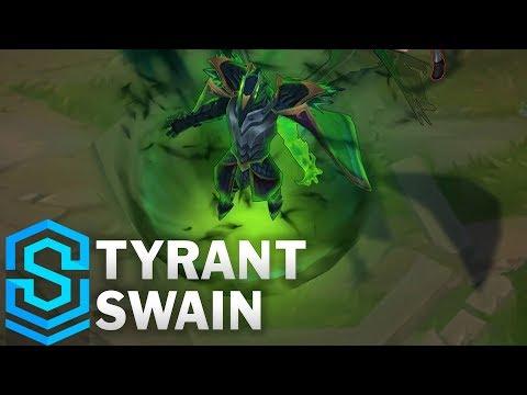 Swain Bạo Chúa - Tyrant Swain