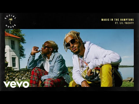 Social House - Magic In The Hamptons [Official Audio] ft. Lil Yachty