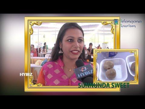 , Sweet Festival Hyderabad 2018-Sneha from Tamilnadu