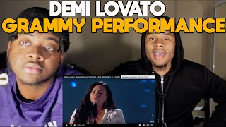Video Demi Lovato - Anyone (Live From The 62nd GRAMMYs ® / 2020) Reaction download in MP3, 3GP, MP4, WEBM, AVI, FLV January 2017