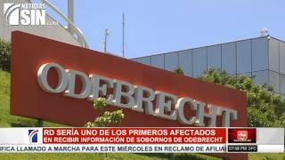 Tras homologación de acuerdo en RD empresa Odebrecht tendrá 60 días para entregar informaciones