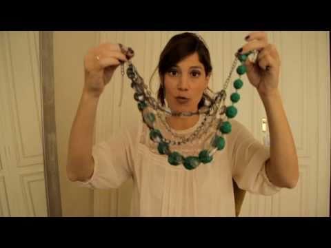 Cómo Combinar Collares 2 / How to combine necklaces 2