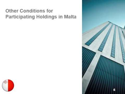 Holding Company in Malta