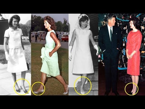 Jackie Kennedy Was A True Style Icon – But Her Shoes H-id An Intimate Secret