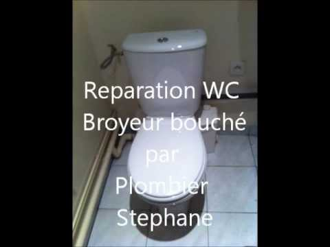comment installer wc broyeur compact