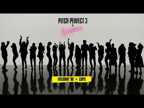 Video Pitch Perfect 3 x The Voice