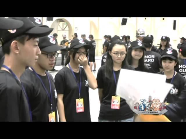2016-07-05 臺北市北投區復興崗三軍儀隊體驗營活動紀實