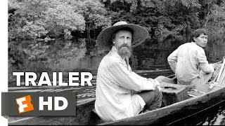 Nonton Embrace Of The Serpent Official Trailer 1  2016     Nilbio Torres  Jan Bijvoet Movie Hd Film Subtitle Indonesia Streaming Movie Download