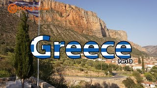 New Video! Ep 35 - Greece part 3 - Around Europe with a Motorcycle
