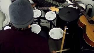 WTF Drums - A banda de um homem só