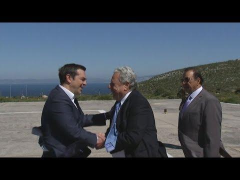 Video - Στο Αγαθονήσι για τον εορτασμό της επετείου ο Αλέξης Τσίπρας