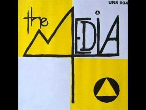 The Media - South Coast City Rockers (1980)