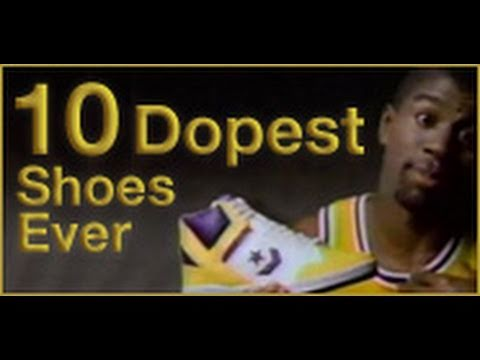 10 Dopest Sneakers of All Time