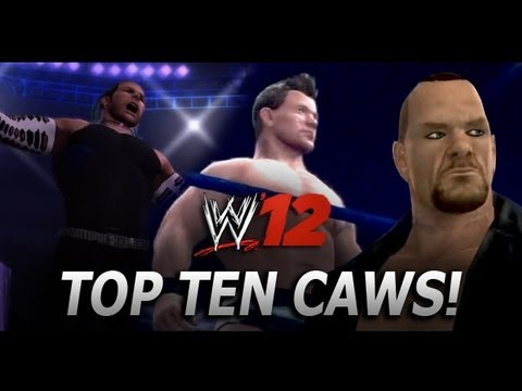 Smacktalks - WWE '12: Top 10 Creations (September 2012) All of the creations can be found on our website at the link below: http://caws.smacktalks.org Individual links wi...
