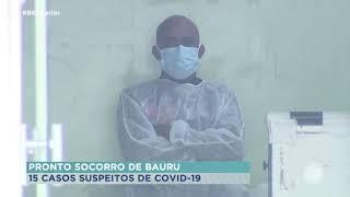 PS Central tem surto de Covid-19 e passa atender apenas casos graves