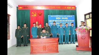 """Ban Chỉ huy Quân sự TP Uông Bí: Quán triệt nhiệm vụ huấn luyện chiến đấu năm 2020, phát động đợt thi đua cao điểm """"Đoàn kết, lập công, quyết thắng"""""""
