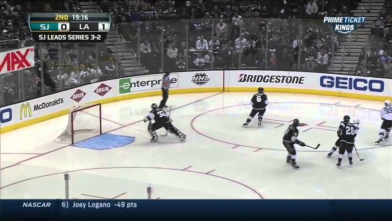 SJ Sharks @ LA Kings 04/28/14 Game 6