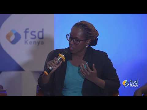 Highlights from the 2019 FSD Kenya public annual lecture