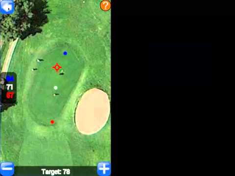 Video of Golf Shot Tracker Pro Golf GPS