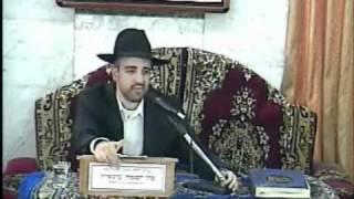 """הרב מאיר אליהו – פרשת במדבר + חג השבועות (ה'תשע""""ב)"""